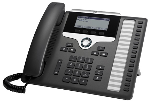 VoIP Phone Cisco 7861