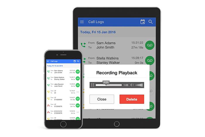 NUACOM Mobile App