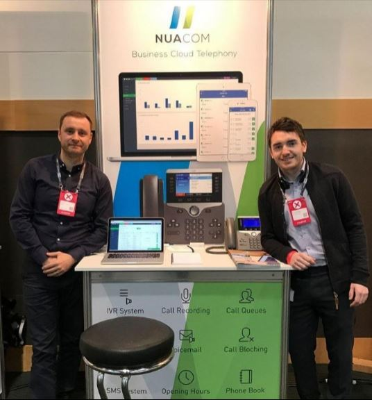 NUACOM at Dublin Tech Summit