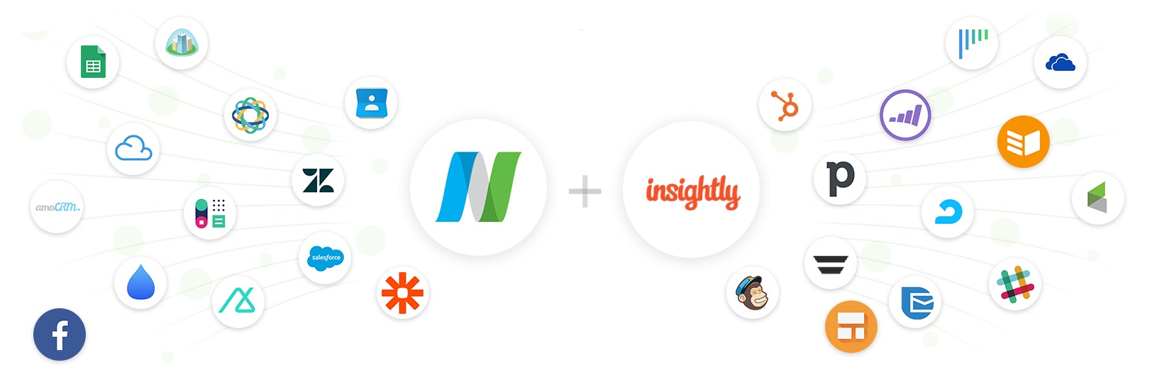VoIP NUACOM and Insightly Integration