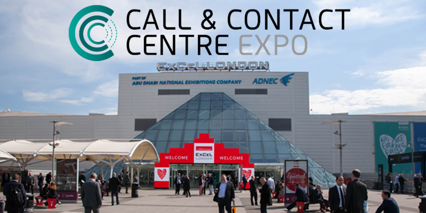 Join Us At The Call & Contact Centre Expo, London 27th-28th March