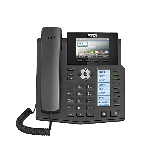Fanvil X5S IP Phone Front