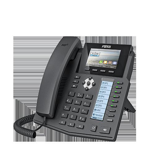 Fanvil X5S IP Phone Left