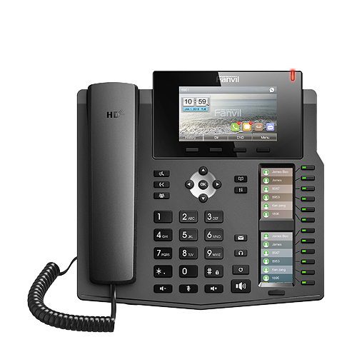 Fanvil X6 Ip Phone Front