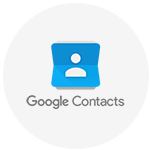 google Contacts integration phone system